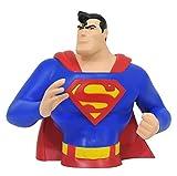DIAMOND SELECT TOYS Superman The Animated Series: Superman Vinyl Bust Bank