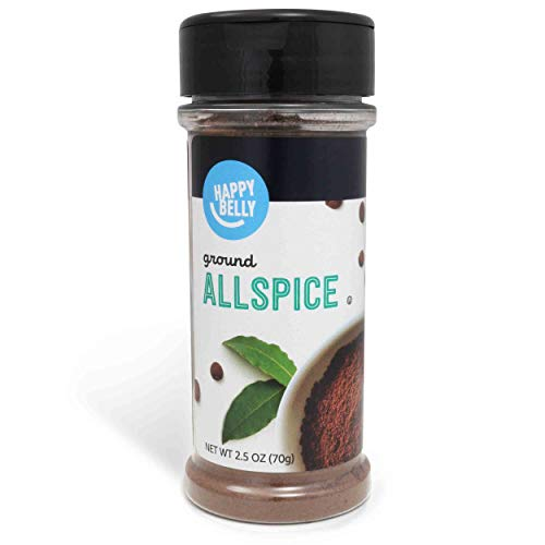 Amazon Brand – Happy Belly All Spice, Ground, 2.5 Ounces