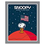 Springs Textiles 0681342 Peanuts Snoopy Journey to Deep