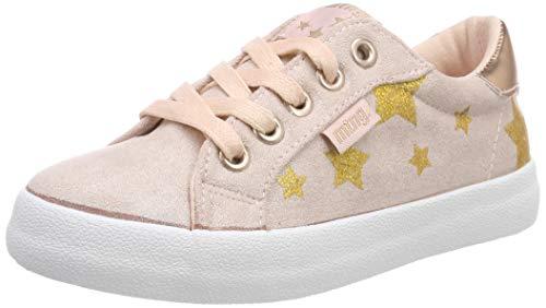 MTNG Jungen Mädchen 47745 Sneakers, Pink (Softmet Rosa Claro/Matti Nude C45506), 34 EU