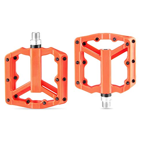 HOA 1pair Mountain Bike Pedals Platform MTB Road Sealed Pedals Bearings Cycling Bike Pedals Bicycle BMX Accessories