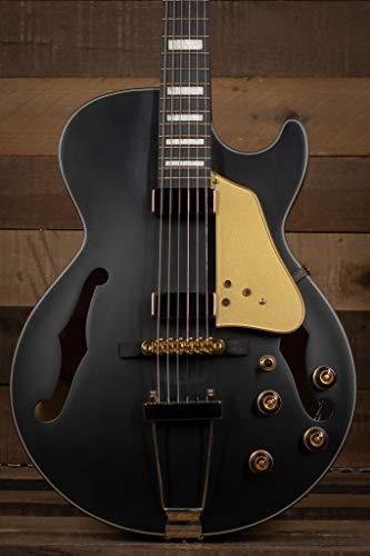 IBANEZ AG85-BKF Artcore Hollowbody Gitarre 6 String Black Flat