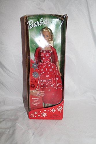 Seasons Sparkle Barbie