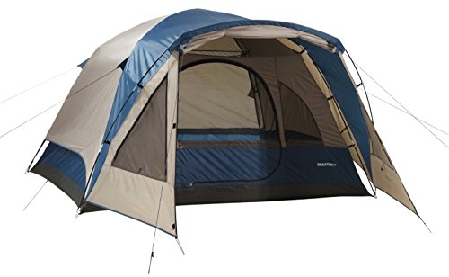 Field & Stream 4 Person Tent Wilderness Lodge - Dome Style Vestibule for Added Element Protection