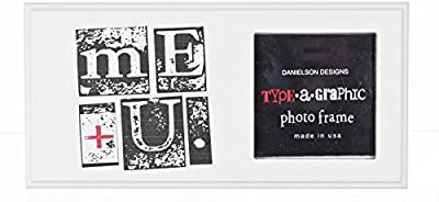 Ganz Type a Graphic Photo Frame m E + U