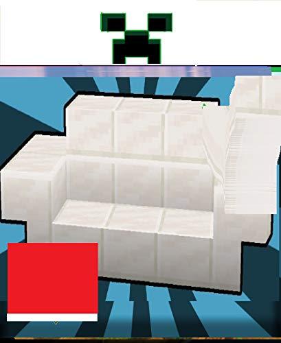 Minecraft- How to make a sofa (English Edition)