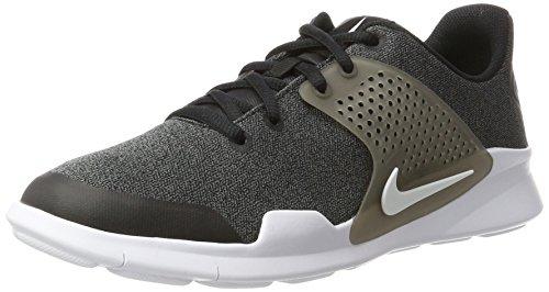 Nike Herren ARROWZ Laufschuhe, Schwarz (Black/White-Dark Grey), 42.5 EU