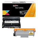 Dayhot TN2320 2310 DR2320 2300 Cartucho de Tóner Compatible para Brother MFC-L2700DW HL-L2300D HL-L2320D HL-L2340DW HL-L2365DW MFC-L2740DW(1Toner+1Tambor)