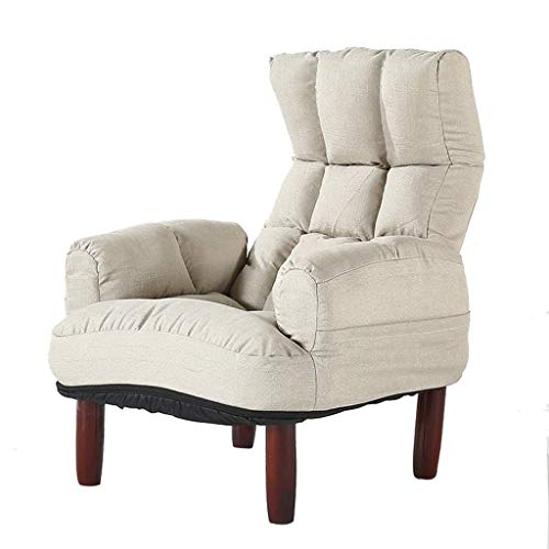 Folding Sofa Chair Lounge Chair Upholstered Armchair Lazy Sofa Leisure Recliner Deck Chair Dining Chair Patio Garden Chair Sun Lounger Couch Side Chair Guest Chair Dressing Table Computer Chair