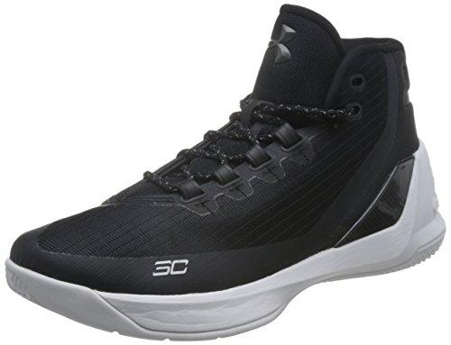 Under Armour Herren Curry 3zer0 Basketballschuhe XL Schwarz