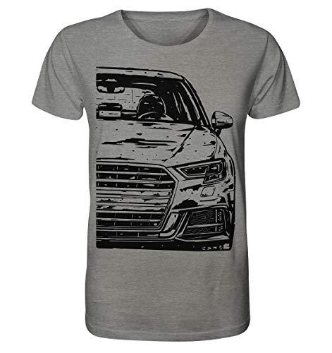 glstkrrn A3 S3 8V Limousine Facelift T-Shirt