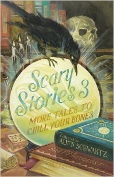 Paperback Scary Stories 3 : More Tales to Chill Your Bones Book
