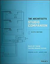 The Architect's Studio Companion: Rules of Thumb for Preliminary Design PDF
