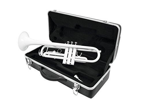 Dimavery 26503110 Tp-10 Bb Trompete weiß