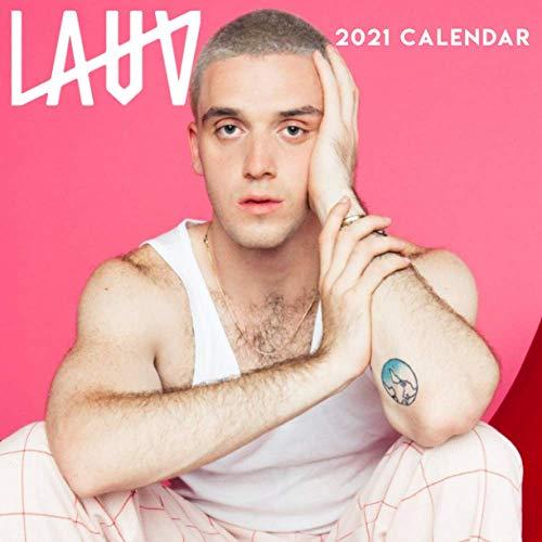 Lauv 2021 Calendar: Lauv 2021 Calendar 8.5x8.5 inches calendar 12 Months