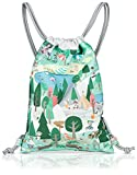 TA Trend Atelier Kinder Turnbeutel Kinder Sportbeutel - nachhaltig - 100% recyceltes Polyester - mit Brustband
