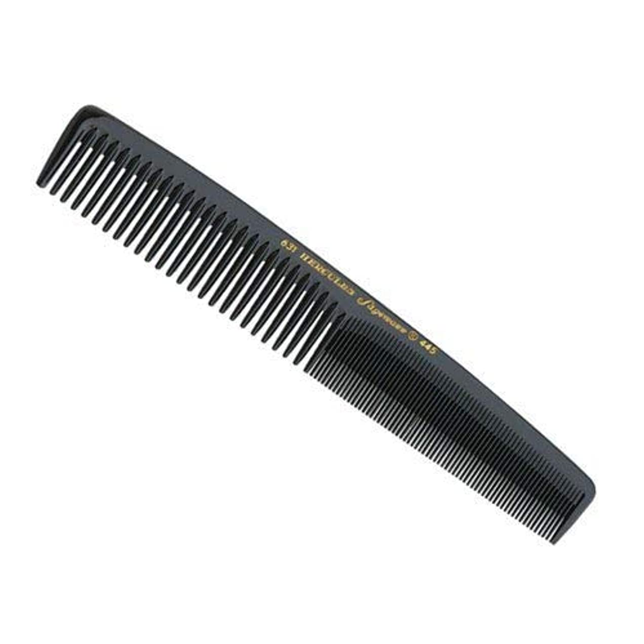 コストポルトガル語アスリートHercules Sagemann Medium Waver Ladies Hair Comb, Length-17.8 cm [並行輸入品]