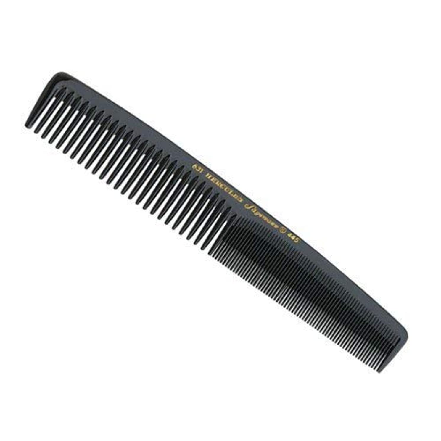量会うデンマーク語Hercules Sagemann Medium Waver Ladies Hair Comb, Length-17.8 cm [並行輸入品]