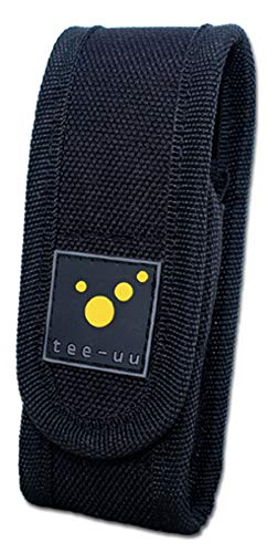 tee-uu TOOL Rettungsmesser-Holster (Gerätefach geeignet für Rettungsmesser bis zu 13 x 5 x 2,5cm)