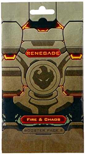 VPG Renegade Booster Pack: Fire and Chaos - [Inglés]