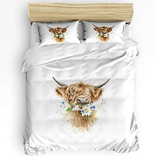 Highland Twin Duvet Cover - 8