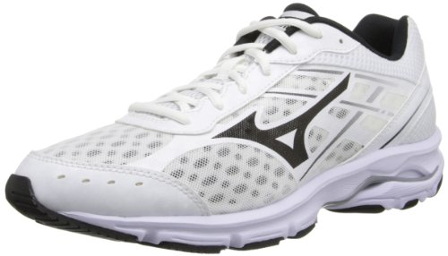 Mizuno Men's Wave Unite 2-M, White/Black, 12 M US