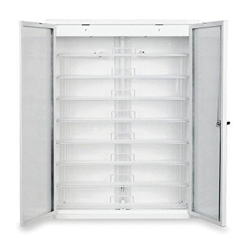 Sellstrom 2000 Education/Medical Industry Germicidal Cabinet, Safety Glasses and Goggle Sanitizer, Made in USA, S90494