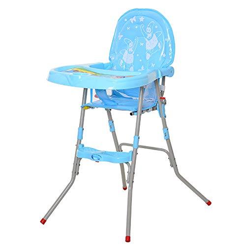 Uiophjkl-Baby Care Zomer kinderen booster Opvouwbare Kinderstoel Kinderstoel gemakkelijk te dragen