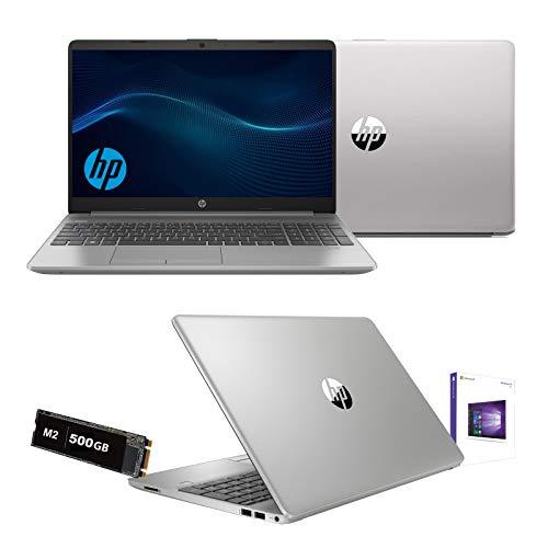 "Notebook Hp 250 G8 Intel Core i7-1065G7 3.9 Ghz 10Gen. Display 15,6"" Hd,Ram 16Gb Ddr4,Ssd 500Gb Nvme,Hdmi,Usb 3.0,Wifi,Lan,Bluetooth,Webcam,Windows 10Pro, Antivirus"