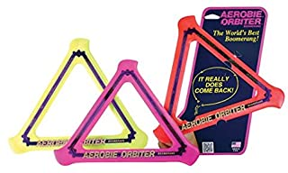 Aerobie - Orbiter Boomerang, Set of 3, Color May Vary