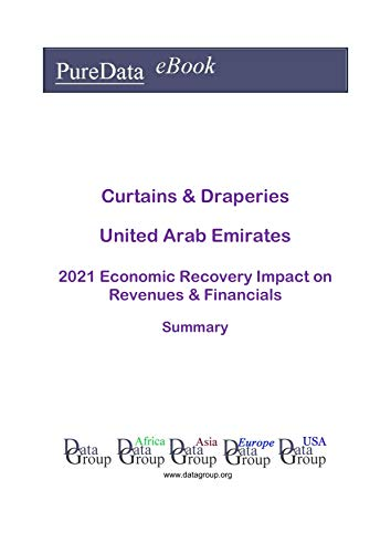 Curtains & Draperies United Arab Emirates Summary: 2021 Economic Recovery Impact on Revenues & Financials (English Edition)