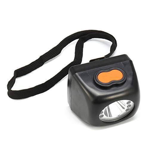 Modulo electronico 3W LED Sombrero de seguridad inalámbrico de mineros, lámpara de cabeza Casco a prueba de explosiones