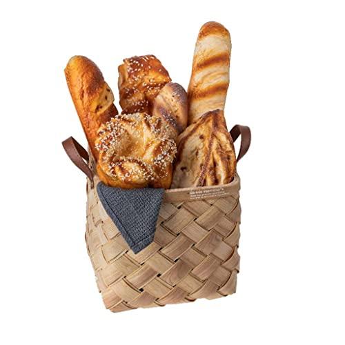 Mankvis Sztuczny chleb, pieczywo pełnoziarniste, replika 1:1 modelu PU-symulacji chleba tostowego o zapachu chleba Kuchnia piekarnia wystawa sklepowa fotografia rekwizyty do dekoracji