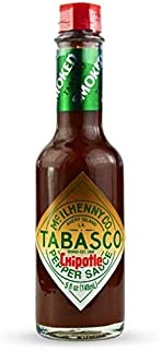 Tabasco Chipotle Sauce Geräucherte Red Jalapenos 60ml