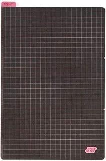 ほぼ日の下敷き オリジナル用 ウォームグレー×ピンク 縦15.5×横10.3cm オリジナル用下敷き