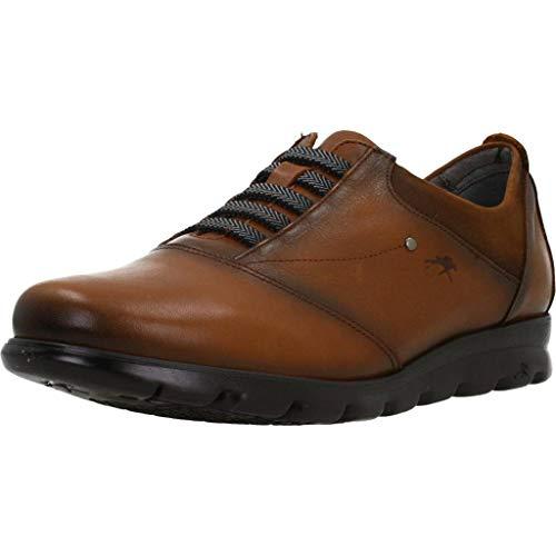 Zapato FLUCHOS F0354 Sugar Nobuck Cuero