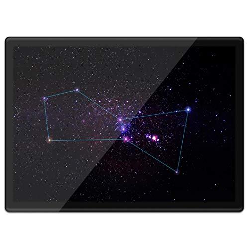 Destination Vinyl ltd Quickmat 8749 - Mantel Individual de plástico (A3), diseño de Estrellas de la constelación de Orion
