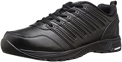 Dickies Men's APEX Health Care & Food Service Shoe, Black, 8.5 M US