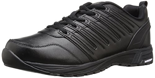 Dickies Men's Apex Health Care and Food Service Shoe, Black, 13 M US