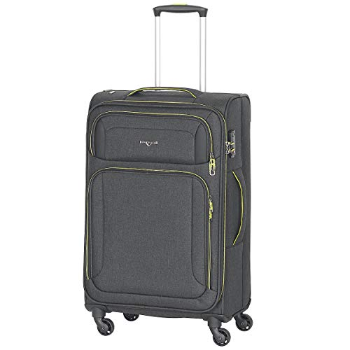 Hardware Airstream 4-Rollen-Trolley 67 cm anthrazit-Lemon