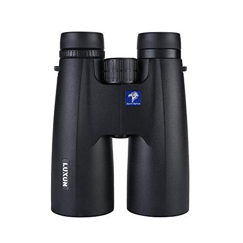 WQY Jumelles Professionnelles 12X50 Haute Puissance HD Basse Lumière Vision Nocturne Jumelles Remplies D'azote Télescope De Chasse De Camping en Plein Air