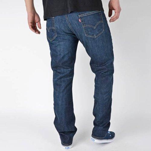 Levi's Herren 511 Slim Fit Jeans, Blau (Rainbow), 36W / 32L