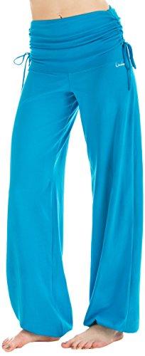 Winshape WH1 Pantalon d'entraînement pour Femme M Turquoise - Turquoise