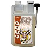 HYDRA CEBO CETANE BOOSTER 2- EHN (Nitrato de etileno)+ Lubricante Aditivo Diésel 1 L trata hasta 1000 L