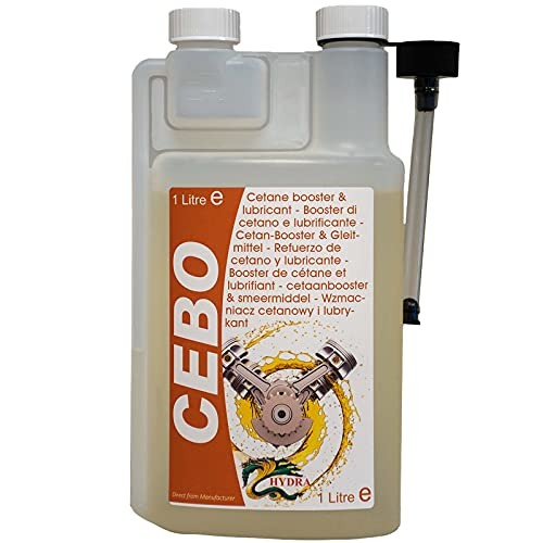 HYDRA 2-EHN 99% Nitrate d'éthylhexyle- Booster Cétane - 1 L traite jusqu'à 1000 L