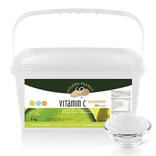 Askorbinsyra vitamin C E 300 5 kg hinkar