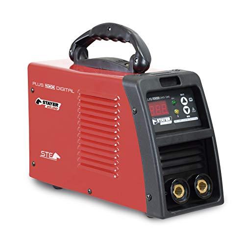 Stayer IBERICA S.A. 8427648413771 Professioneller Inverter MMA Plus 120 DIG GE