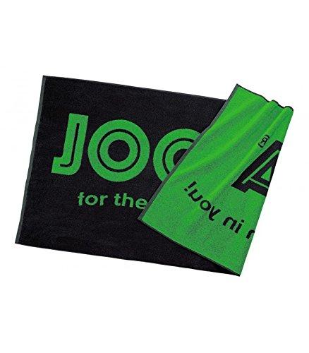 JOOLA - Toalla de Deporte, Color Negro y Verde