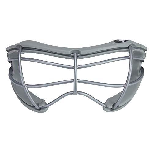 STX Field Hockey 2See-S Dual Sport Goggle, Adult, Grey (803)
