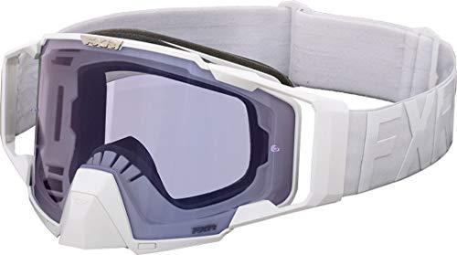 FXR Pilot Snow Goggle - Blizzard (Crimson Lens w/Sapphire Finish)